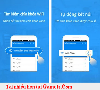 Tải ứng dụng Wifi Master cho android